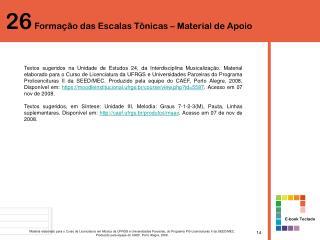 E-book Teclado
