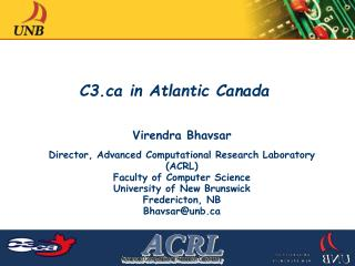 C3 in Atlantic Canada