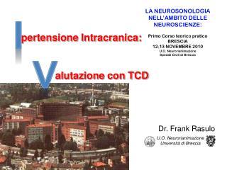 Dr. Frank Rasulo