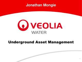 Underground Asset Management