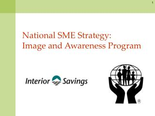 National SME Strategy:  Image and Awareness Program