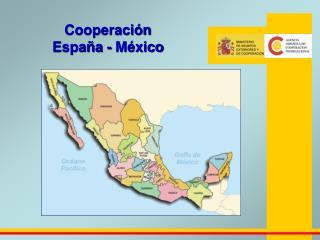 Cooperación            España - México