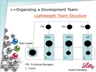 Lightweight Team Structure