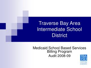 Traverse Bay Area Intermediate School District