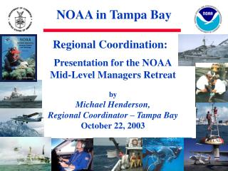 NOAA in Tampa Bay