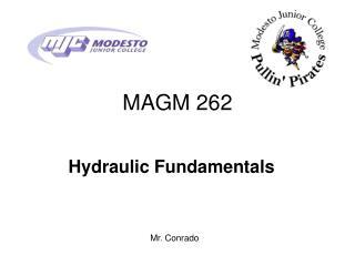 MAGM 262
