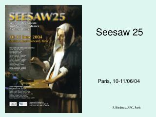 Seesaw 25