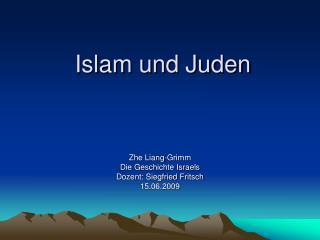Islam und Juden