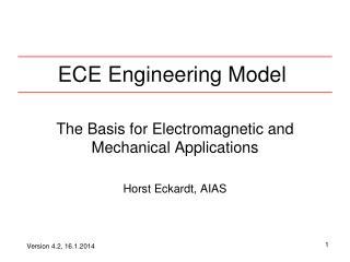 ECE Engineering Model