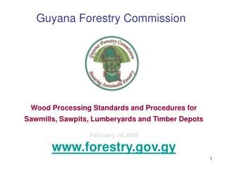 Guyana Forestry Commission