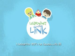 Interactive DVD for Children and Young People