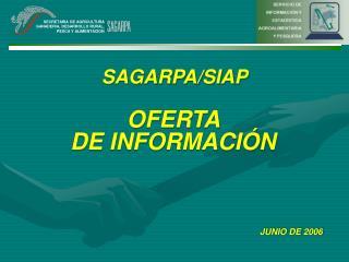 OFERTA  DE INFORMACIÓN