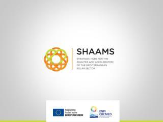Η μεθοδολογία και τα αποτελέσματα του  Ευρωπαϊκού  Προγ / τος SHAAMS