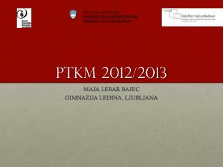 PTKM 2012/2013