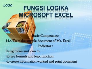 Fungsi Logika Microsoft Excel