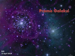 Promo Galaksi