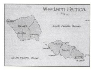 Samoan Haka
