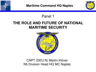 Maritime Command HQ Naples