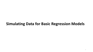 PROC ROBUSTREG  Robust Regression Models