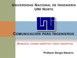 Comunicaci�n para Ingenieros