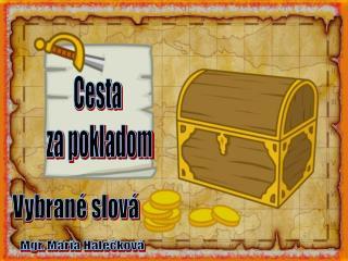 Cesta  za pokladom