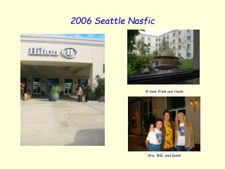 2006 Seattle Nasfic