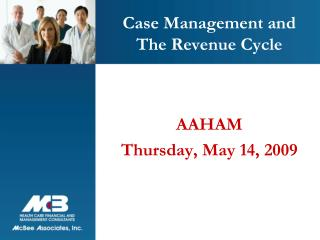 Case Management and The Revenue Cycle