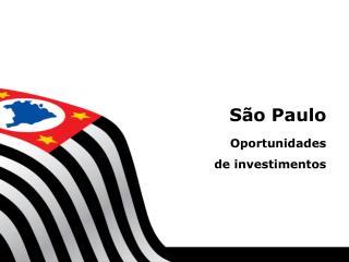 S�o Paulo Oportunidades de investimentos