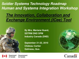 The Innovation, Collaboration and Exchange Environment (ICee) Tool