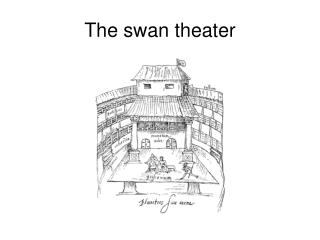 The swan theater