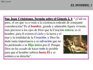 EL HOMBRE, 1