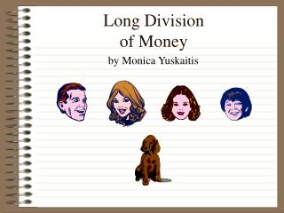Long Division of Money