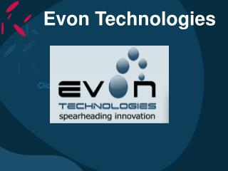 Website Design and Development services by Evontech