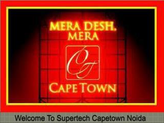 2 BHK Flats in Supertech Capetown noida