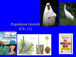 Population Growth  (Ch. 11)
