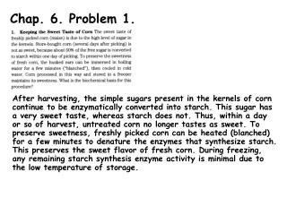 Chap. 6. Problem 1.