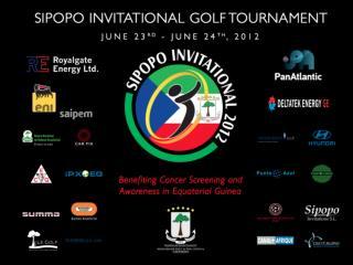 SIPOPO INVITATIONAL 2012 Driving Range & Shootout Winner