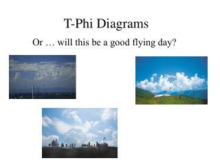 T-Phi Diagrams