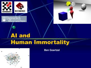 AI and  Human Immortality