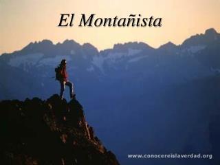 El Monta�ista