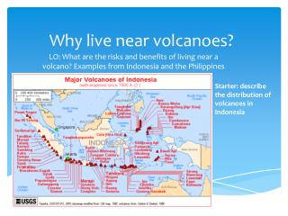 Why live near volcanoes?