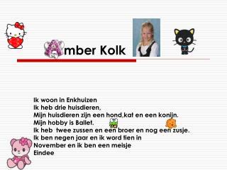 mber Kolk