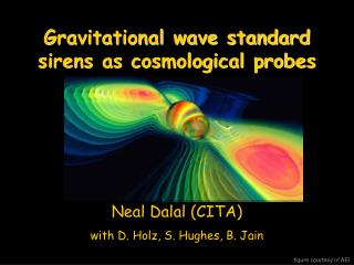 Gravitational wave standard sirens as cosmological probes