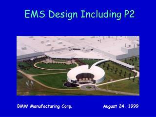 EMS Design Including P2