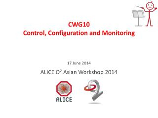 CWG10 Control, Configuration and Monitoring