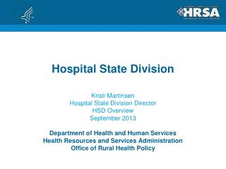 Hospital State Division