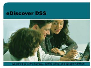 eDiscover DSS