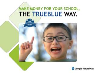 MAKE MONEY FOR YOUR SCHOOL,