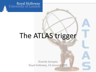 The ATLAS trigger
