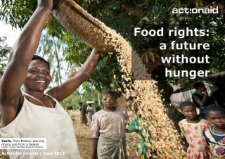 ActionAid schools | June 2012
